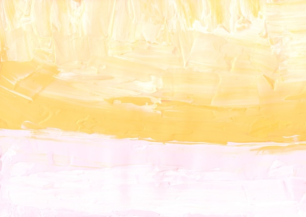 Abstract pastel yellow and white textured background