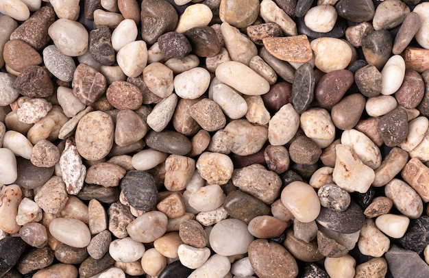 抽象的な小石石テクスチャ背景