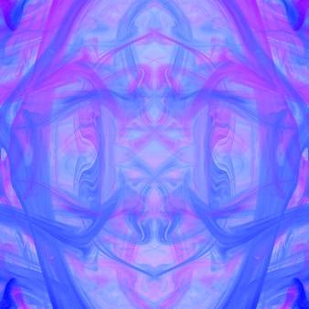 抽象的なピンクと紫の万華鏡ファンタジーテクスチャ背景