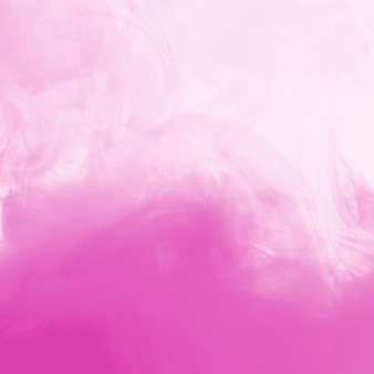 Abstract pink cloud of haze