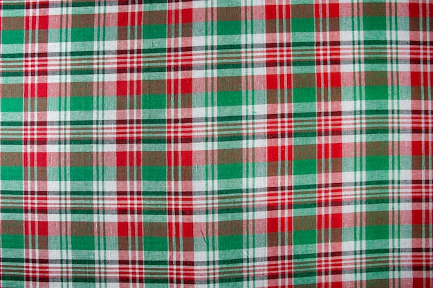 Abstract plaid texture background loincloth fabric