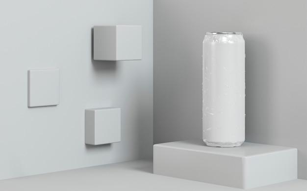 Абстрактная презентация олова поп-топ