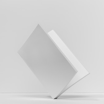 コピースペースの抽象的な位置