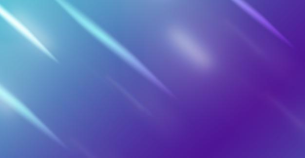 Абстрактный фиолетовый фон с размытой утечкой света.