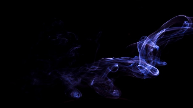Abstract purple smoke textured background