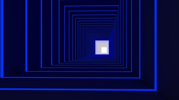 Abstract rectangle background