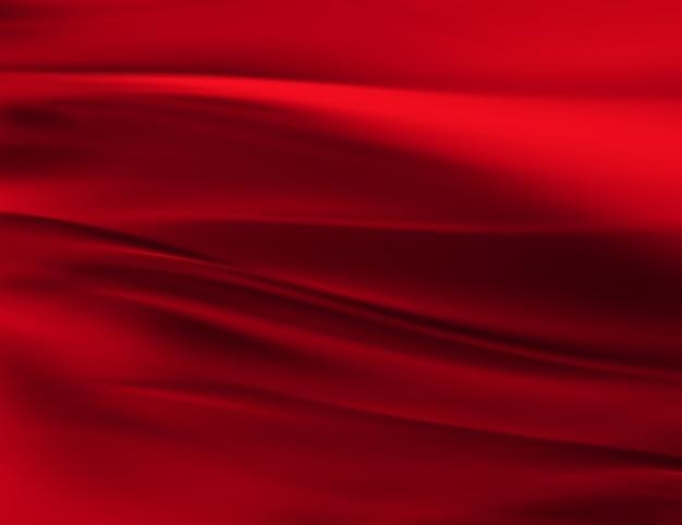 Абстрактный красный фон - компьютер создан для ваших проектов