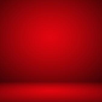 그라데이션으로 추상 빨간색 배경
