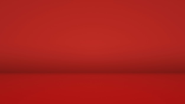 Abstract red light empty background for presentation