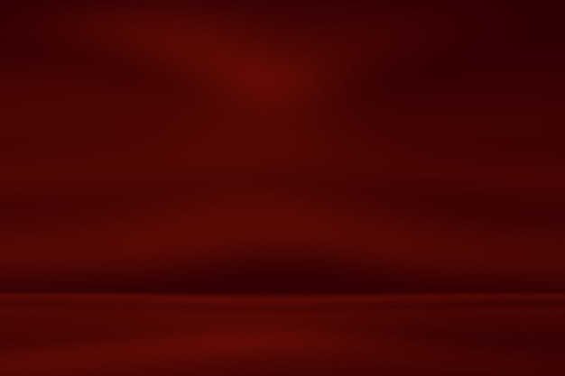 Абстрактный фон студии красный свет