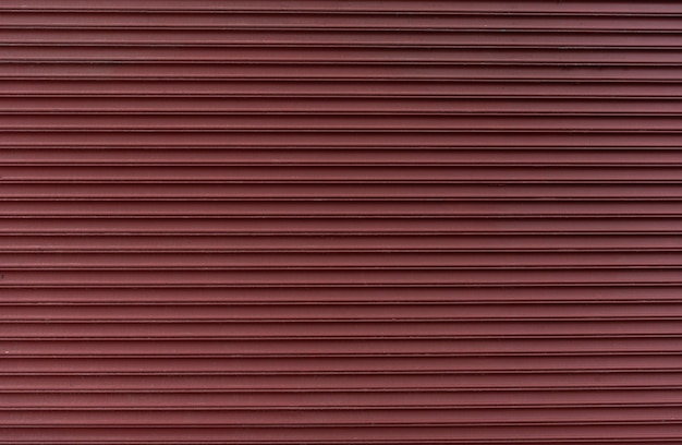 Abstract red metal wall background