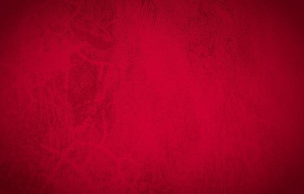 Абстрактная красная стена фоновой текстуры старой цементной стены
