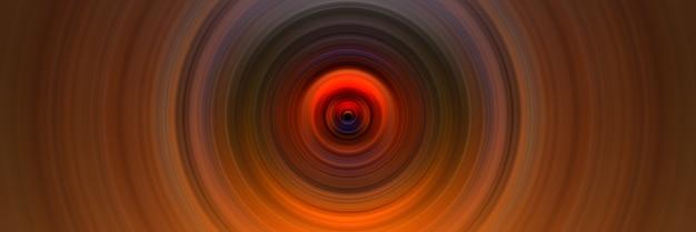 Абстрактный круглый фон. круги от центральной точки.