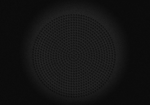 Абстрактный фон округлые формы