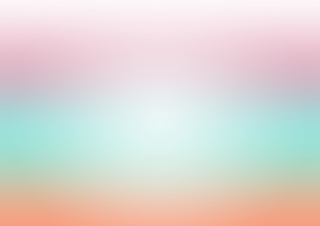 Abstract sky background in gradient pastel