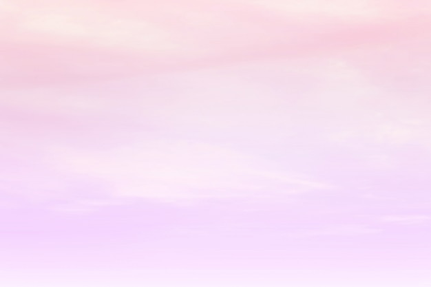 Abstract sky background in sweet color.