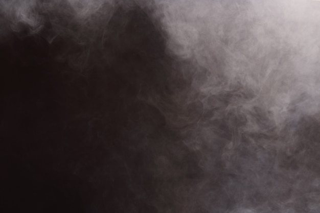 Abstract smoke clouds, all movement blurred background, intention out of focus