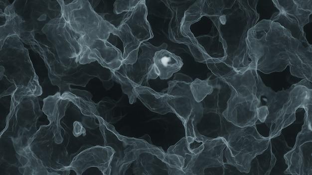 Абстрактный дым энергии фона