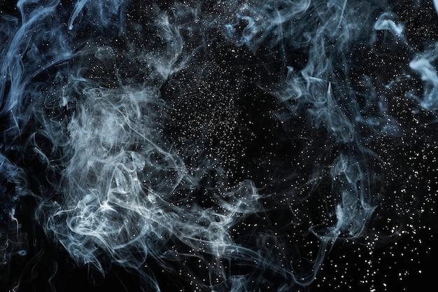 デスクトップの抽象的な煙の壁紙の背景