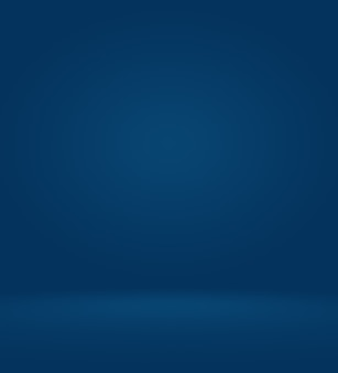 Abstract smooth blue with black vignette studio well use as backgroundbusiness reportdigitalwebsite ...