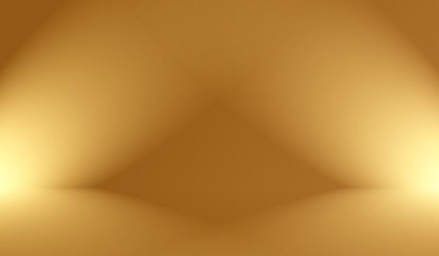 Progettazione del layout del fondo della parete marrone liscio astratto, studio, camera, modello web, relazione aziendale con colore sfumato del cerchio liscio
