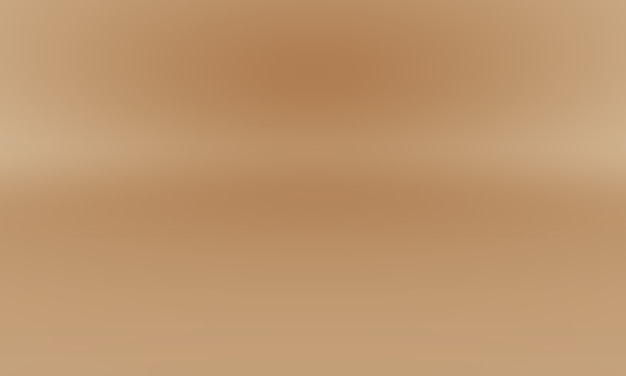 Abstract smooth brown wall background layout design,studio,room,web template,business report with smooth circle gradient color.