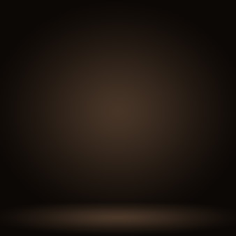 Abstract smooth brown wall background layout design,,web template,business report with smooth circle gradient color.