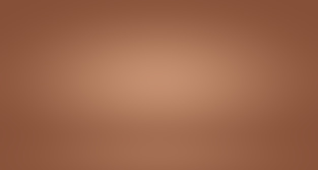 Progettazione di layout di sfondo parete marrone liscia astrattastudiostanzamodello webrapporto aziendale con... Foto Gratuite