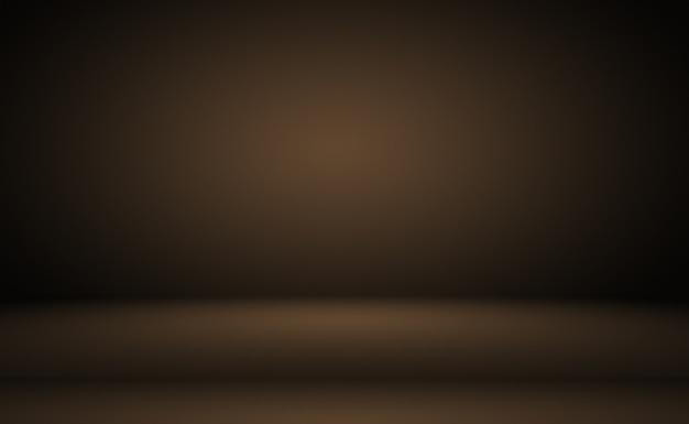 Progettazione di layout di sfondo parete marrone liscia astrattastudiostanzamodello webrapporto aziendale con...
