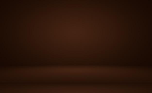 抽象的な滑らかな茶色の壁の背景のレイアウト