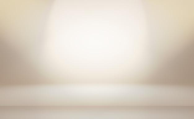抽象的な滑らかな茶色の壁の背景
