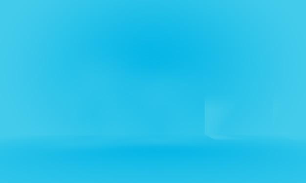 Black vignette studio가 있는 추상 부드러운 진한 파란색은 배경, 비즈니스 보고서, 디지털, 웹 사이트 템플릿, 배경으로 잘 사용됩니다.