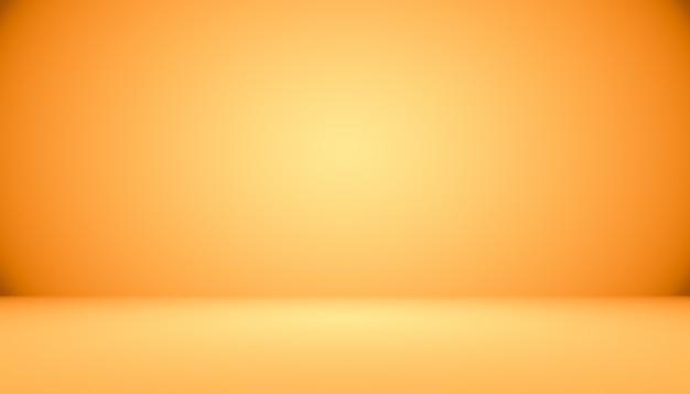추상 부드러운 오렌지 배경 레이아웃 디자인, 스튜디오, 룸, 웹 템플릿, 부드러운 원 그라데이션 색상으로 비즈니스 보고서.