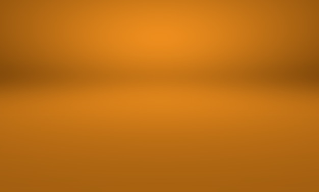 Abstract smooth orange background layout design,studio,room, web template ,business report with smooth circle gradient color.