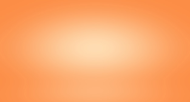 Abstract smooth orange background layout designstudioroom web template business report with smooth c...