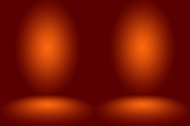 滑らかなオレンジ色の背景レイアウトdesignstudioroomウェブテンプレートビジネスレポートを滑らかなcで抽象...