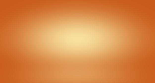 Абстрактный гладкий оранжевый фон