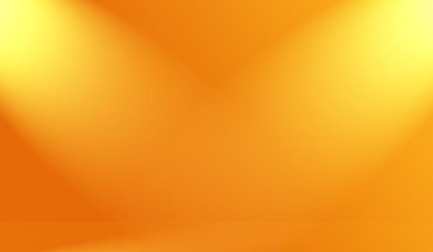 アブストラクトスムースオレンジ