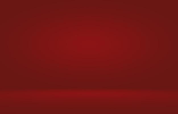 Абстрактный гладкий красный фон.