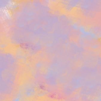 Абстрактный мягкий цветной фон живопись текстуры современный художественный узор