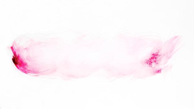 抽象的なソフトピンクのドロー