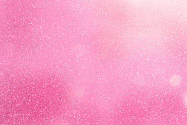 Abstract soft pink glitter background.