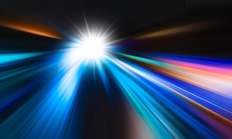Abstract speed movement background