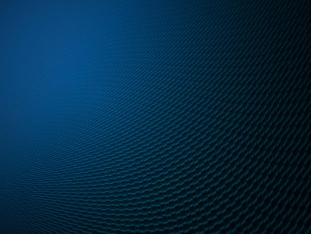 Abstract spiral blue background