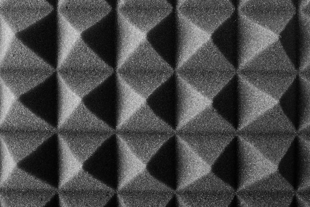 Abstract squares black texture background