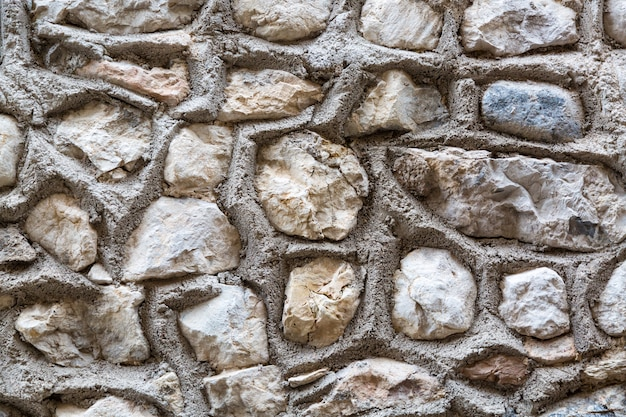 Abstract stone wall background or texture