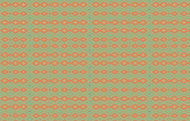 Abstract striped color textured geometric backgroundseamless ikat pattern abstract background