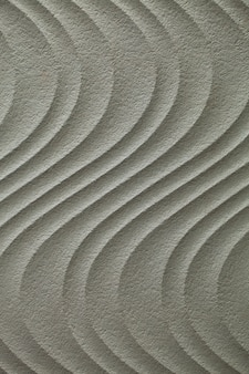 Abstract striped of stone texture, curve sculpture