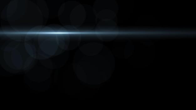 디지털 렌즈 플레어 배경으로 추상 태양 버스트