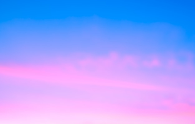 Abstract sunrise sky background